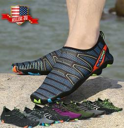 water shoes barefoot skin socks quick dry
