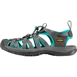 KEEN Whisper Sandal - Women's Dark Shadow/Ceramic, 8.0