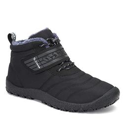 winter snow boots water resistant