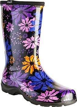 Sloggers Women's Rain and Garden Spring Floral Collection Ga