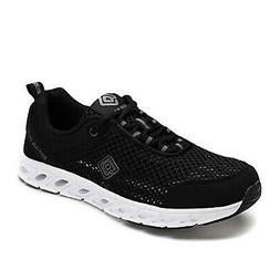 DREAM PAIRS Women's Athletic Fashion Water Shoes 9.5 Black W
