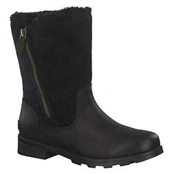 Sorel Women's Emelie Foldover Boot Black