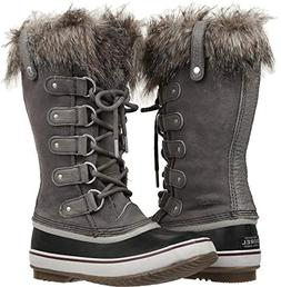 Sorel Women's Joan Of Arctic Boot,Quarry / Black,8 B US