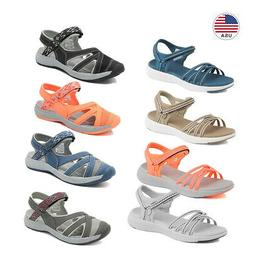 Women's Outdoor Walking Sandals Athletic Sport Hiking Summer