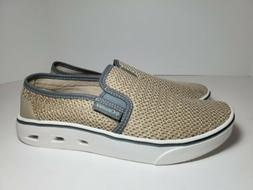 Women's Columbia Spinner Vent Moc Water Shoe Ancient Fossil/