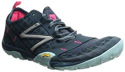 New Balance Women's WT10v1 Minimus Trail Running Shoe, Grey/