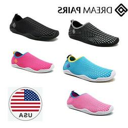 DREAM PAIRS Womens Water Shoes Aqua Shoes Barefoot Swim Surf