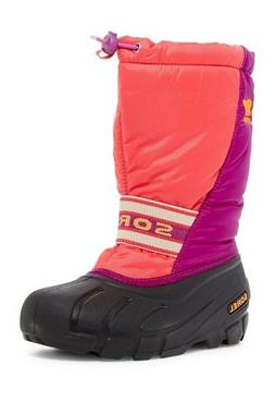 Sorel Womens Water Resistant Snow Boots Winter Outdoor Sport