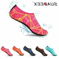 Womens Water Sport Aqua Shoes Neoprene Skin Yoga Swim Surf B