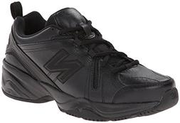 New Balance Women's WX608v4 Training Shoe, Black, 8.5 D US