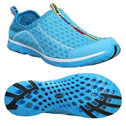 Zhuanglin Women's Quick Drying Aqua Water Shoes Size 8 B M U